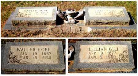 NEELY, LILLIAN - Bradley County, Arkansas | LILLIAN NEELY - Arkansas Gravestone Photos