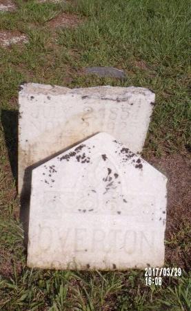 OVERTON, GREEN CLINTON - Bradley County, Arkansas   GREEN CLINTON OVERTON - Arkansas Gravestone Photos