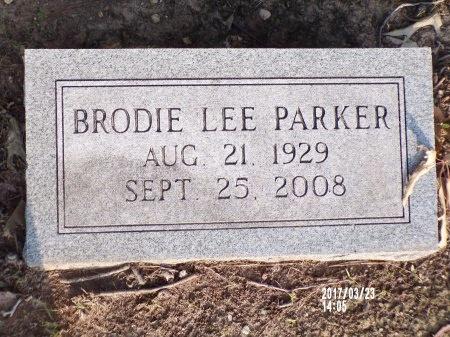 PARKER, BRODIE LEE - Bradley County, Arkansas | BRODIE LEE PARKER - Arkansas Gravestone Photos