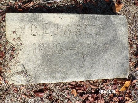 PARKER, CALVIN ETONLEE - Bradley County, Arkansas | CALVIN ETONLEE PARKER - Arkansas Gravestone Photos