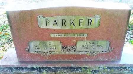 PARKER, EVA L - Bradley County, Arkansas | EVA L PARKER - Arkansas Gravestone Photos