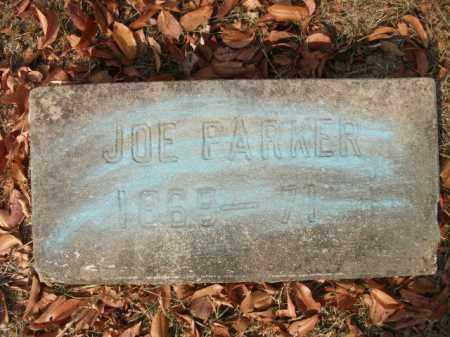 "PARKER, JOSIAS ""JOE"" - Bradley County, Arkansas | JOSIAS ""JOE"" PARKER - Arkansas Gravestone Photos"