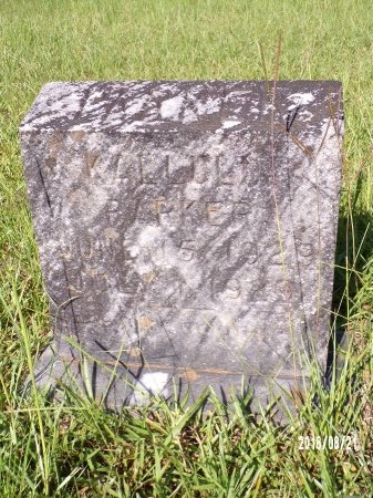 PARKER, KALLULU - Bradley County, Arkansas | KALLULU PARKER - Arkansas Gravestone Photos