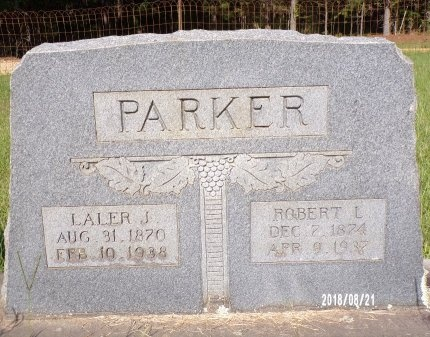 WHERRY PARKER, LALER JANE - Bradley County, Arkansas | LALER JANE WHERRY PARKER - Arkansas Gravestone Photos