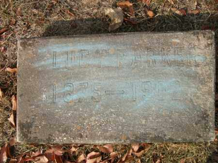 """PARKER, LUCINDY BELLE """"LUCY"""" - Bradley County, Arkansas 