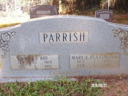 PARRISH, MARY ELIZABETH - Bradley County, Arkansas | MARY ELIZABETH PARRISH - Arkansas Gravestone Photos
