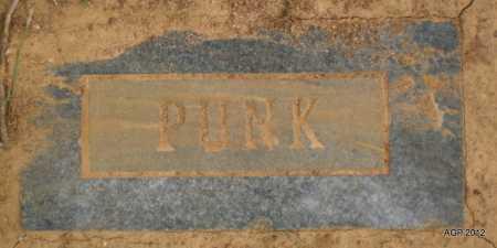 UNKNOWN, PURK - Bradley County, Arkansas   PURK UNKNOWN - Arkansas Gravestone Photos
