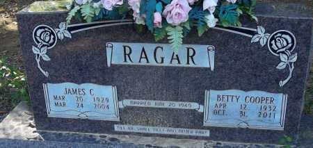 RAGAR, JAMES C - Bradley County, Arkansas | JAMES C RAGAR - Arkansas Gravestone Photos