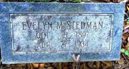 STEDMAN, EVELYN - Bradley County, Arkansas | EVELYN STEDMAN - Arkansas Gravestone Photos