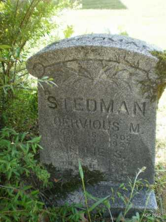 STEDMAN, ELLIE - Bradley County, Arkansas | ELLIE STEDMAN - Arkansas Gravestone Photos