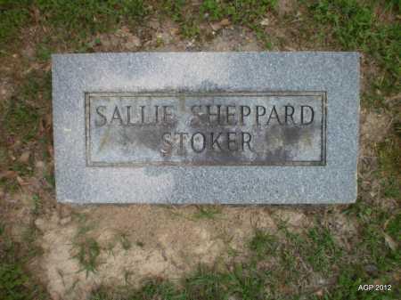 STOKER, SALLIE - Bradley County, Arkansas | SALLIE STOKER - Arkansas Gravestone Photos