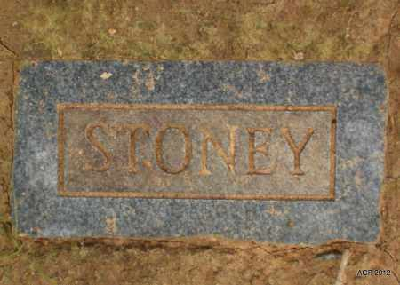 UNKNOWN, STONEY - Bradley County, Arkansas   STONEY UNKNOWN - Arkansas Gravestone Photos