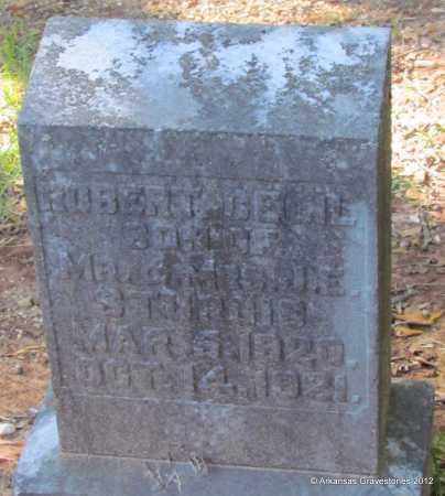 STURGIS, ROBERT CECIL - Bradley County, Arkansas   ROBERT CECIL STURGIS - Arkansas Gravestone Photos