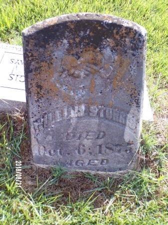 STURGIS, WILLIAM (OLD MARKER) - Bradley County, Arkansas | WILLIAM (OLD MARKER) STURGIS - Arkansas Gravestone Photos