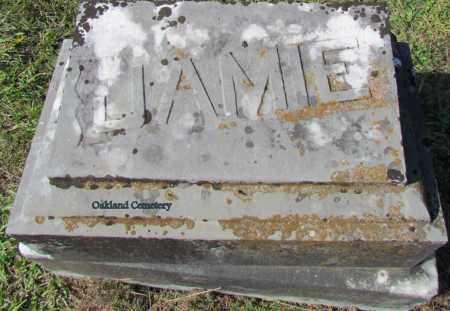 UNKNOWN, JAMIE (TOP VIEW) - Bradley County, Arkansas   JAMIE (TOP VIEW) UNKNOWN - Arkansas Gravestone Photos