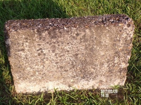 UNKNOWN, UNKNOWN - Bradley County, Arkansas   UNKNOWN UNKNOWN - Arkansas Gravestone Photos