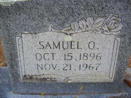 VAUGHN, SAMUEL O - Bradley County, Arkansas   SAMUEL O VAUGHN - Arkansas Gravestone Photos