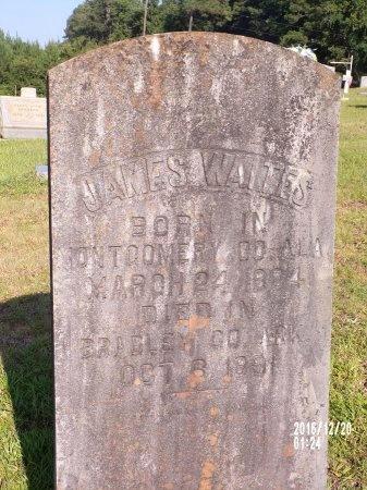 WAITES, JAMES - Bradley County, Arkansas   JAMES WAITES - Arkansas Gravestone Photos