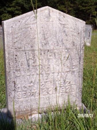 WHERRY, ANNETT - Bradley County, Arkansas | ANNETT WHERRY - Arkansas Gravestone Photos