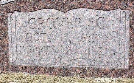 WILLIAMS, GROVER CLEVELAND (CLOSE UP) - Bradley County, Arkansas | GROVER CLEVELAND (CLOSE UP) WILLIAMS - Arkansas Gravestone Photos