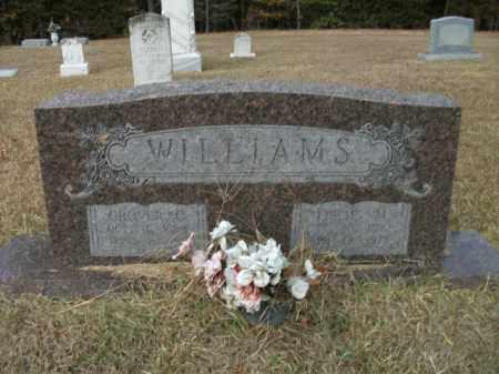 WILLIAMS, GROVER CLEVELAND - Bradley County, Arkansas   GROVER CLEVELAND WILLIAMS - Arkansas Gravestone Photos