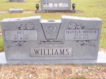 WILLIAMS, JOE LOUIS - Bradley County, Arkansas   JOE LOUIS WILLIAMS - Arkansas Gravestone Photos
