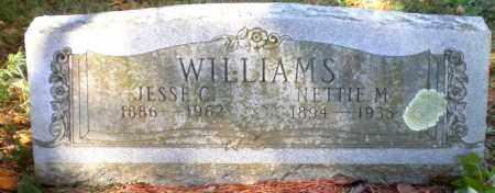 WILLIAMS, JESSE C - Bradley County, Arkansas   JESSE C WILLIAMS - Arkansas Gravestone Photos