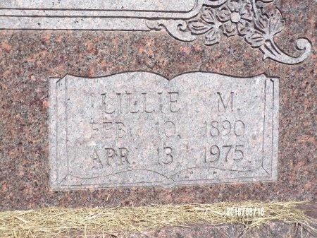 WILLIAMS, LILLIE MAE (CLOSE UP) - Bradley County, Arkansas   LILLIE MAE (CLOSE UP) WILLIAMS - Arkansas Gravestone Photos