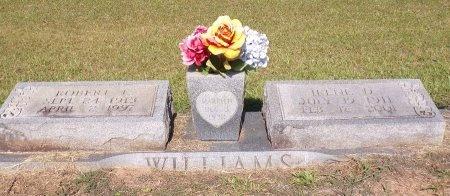 WILLIAMS, ROBERT L - Bradley County, Arkansas | ROBERT L WILLIAMS - Arkansas Gravestone Photos