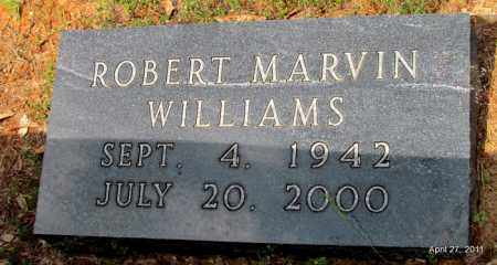 WILLIAMS, ROBERT MARVIN - Bradley County, Arkansas | ROBERT MARVIN WILLIAMS - Arkansas Gravestone Photos