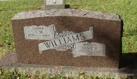 WILLIAMS, LENA B - Bradley County, Arkansas | LENA B WILLIAMS - Arkansas Gravestone Photos