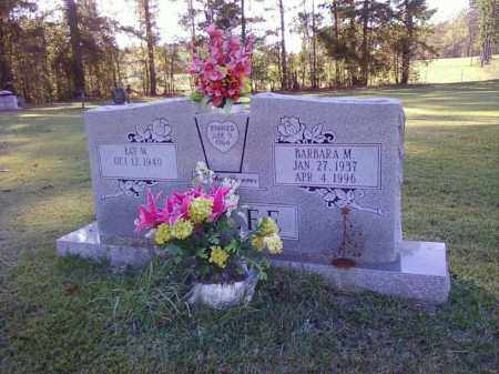 WOLFE, BARBARA M - Bradley County, Arkansas   BARBARA M WOLFE - Arkansas Gravestone Photos