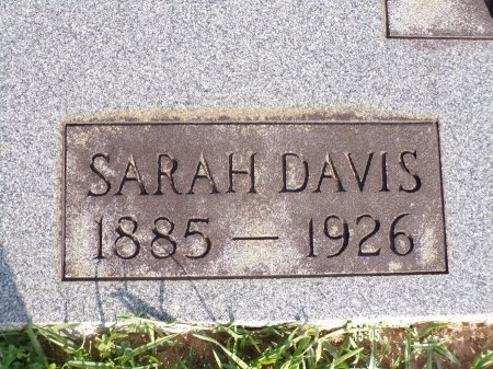 WOLFE, SARAH (CLOSE UP) - Bradley County, Arkansas   SARAH (CLOSE UP) WOLFE - Arkansas Gravestone Photos