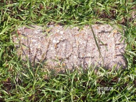 WOLFE, UNKNOWN - Bradley County, Arkansas | UNKNOWN WOLFE - Arkansas Gravestone Photos