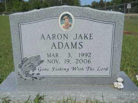 ADAMS, AARON JAKE - Calhoun County, Arkansas | AARON JAKE ADAMS - Arkansas Gravestone Photos