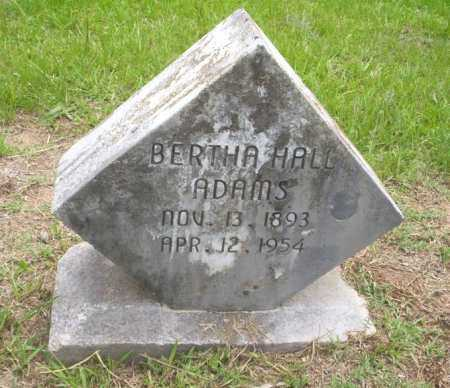 ADAMS, BERTHA - Calhoun County, Arkansas | BERTHA ADAMS - Arkansas Gravestone Photos
