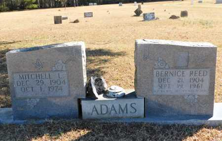 ADAMS, BERNICE - Calhoun County, Arkansas | BERNICE ADAMS - Arkansas Gravestone Photos