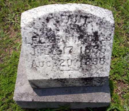 BASS, INFANT - Calhoun County, Arkansas   INFANT BASS - Arkansas Gravestone Photos