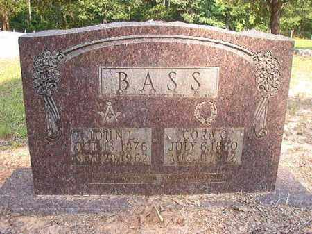 BASS, JOHN L - Calhoun County, Arkansas | JOHN L BASS - Arkansas Gravestone Photos