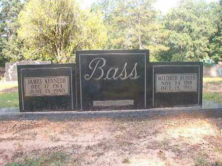 BASS, MILDRED - Calhoun County, Arkansas | MILDRED BASS - Arkansas Gravestone Photos
