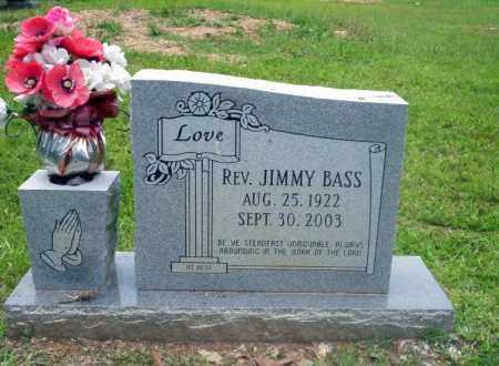 BASS, JIMMY, REV - Calhoun County, Arkansas | JIMMY, REV BASS - Arkansas Gravestone Photos
