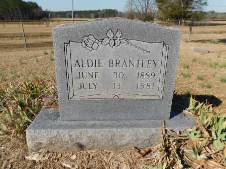 BRANTLEY, ALDIE - Calhoun County, Arkansas | ALDIE BRANTLEY - Arkansas Gravestone Photos