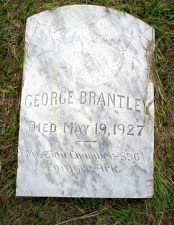 BRANTLEY, GEORGE - Calhoun County, Arkansas | GEORGE BRANTLEY - Arkansas Gravestone Photos