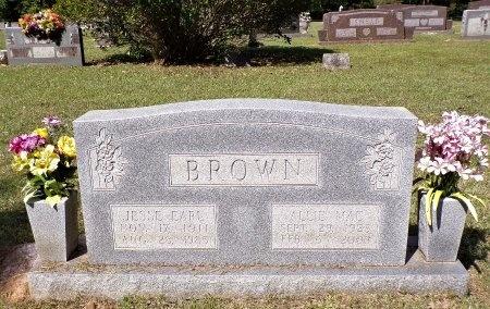 BROWN, ALLIE MAE - Calhoun County, Arkansas | ALLIE MAE BROWN - Arkansas Gravestone Photos
