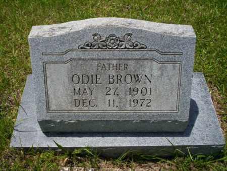 BROWN, ODIE - Calhoun County, Arkansas | ODIE BROWN - Arkansas Gravestone Photos