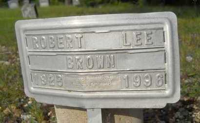 BROWN, ROBERT LEE - Calhoun County, Arkansas | ROBERT LEE BROWN - Arkansas Gravestone Photos