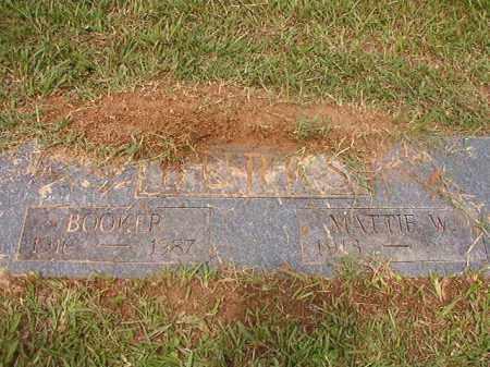 BURNS, BOOKER - Calhoun County, Arkansas   BOOKER BURNS - Arkansas Gravestone Photos
