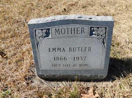 BUTLER, EMMA - Calhoun County, Arkansas   EMMA BUTLER - Arkansas Gravestone Photos