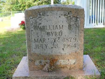 BYRD, WILLIAM B - Calhoun County, Arkansas | WILLIAM B BYRD - Arkansas Gravestone Photos