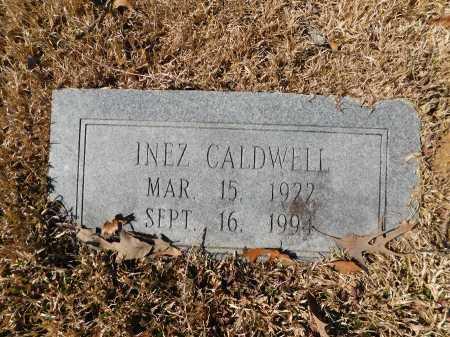 CALDWELL, INEZ - Calhoun County, Arkansas   INEZ CALDWELL - Arkansas Gravestone Photos